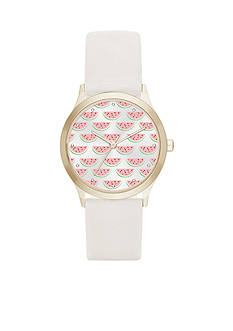Jessica Carlyle Women's Watermelon Watch