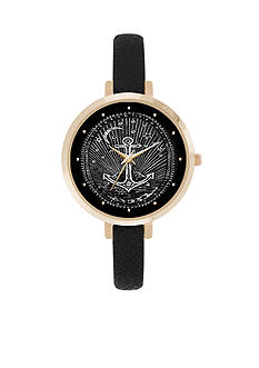 Jessica Carlyle Women's Starburst Anchor Watch