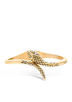 Steve Madden Wrap Around Snake Bangle