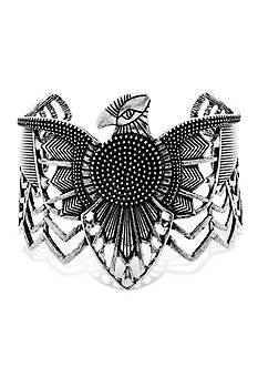 Steve Madden Tribal Wrap Around Eagle Cuff Bracelet