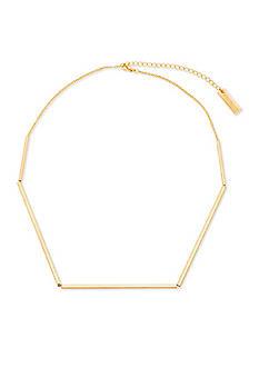 Steve Madden Delicate Square Necklace