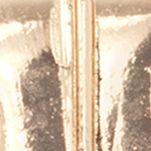 Stud Earrings: Gold Jules B Meow Statement Button Earrings