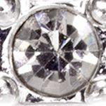 Stud Earrings: Crystal PET FRIENDS Crystal Bone Treat Stud Earrings