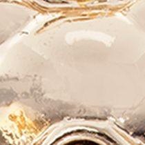 Pierced Earrings: Gold PET FRIENDS Crystal Cat Tail Drop Earrings