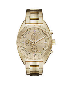 Chaps Men's Rockton Men's Gold-Tone Chronograph Watch
