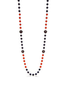 accessory PLAYS Silver-Tone Virginia Cavaliers Strand Necklace