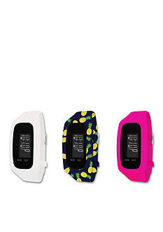 B FIT WATCH Tracker LCD Interchangeable Watch