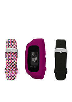 B FIT WATCH Berry LCD Tracker Watch