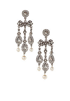 Ben-Amun Tear Drop Earrings