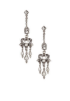 Ben-Amun Mini Chandelier Drop Earrings