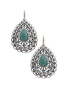New Directions Filigree Earrings