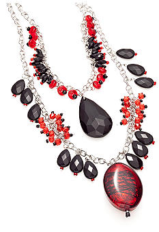 New Directions® Shiraz Statement Necklace