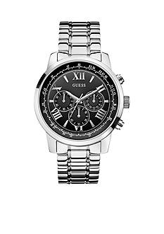 GUESS Steel Classic Sport Chronograph Watch
