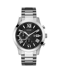 GUESS Men's Stainless Steel Chronograph Watch