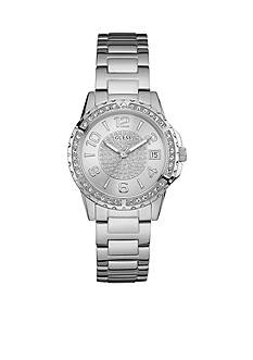 Guess Women's Stainless Steel Sports Watch