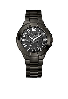 GUESS Men's Ionic Gunmetal Sport Watch