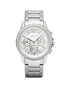 COACH CLASSIC SIGNATURE SPORT BRACELET WATCH