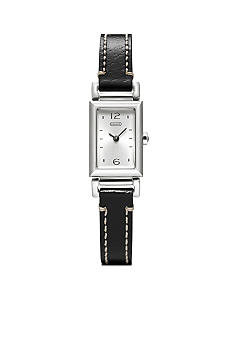 COACH MADISON STRAP WATCH