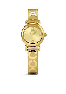 COACH WOMEN'S MADISON FASHION BRACELET WATCH