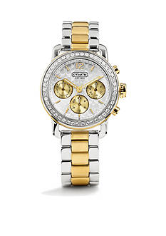 COACH WOMEN'S LEGACY SPORT MINI BRACELET WATCH