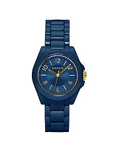COACH TRISTEN CERAMIC BRACELET WATCH