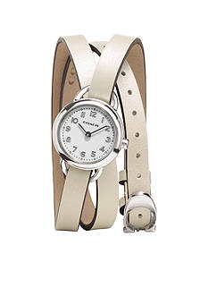 COACH DREE TRIPLE STRAP WATCH