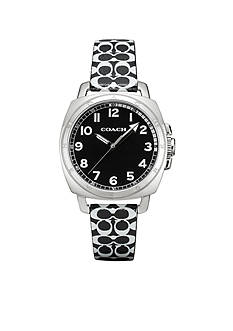 COACH BOYFRIEND SMALL STRAP WATCH
