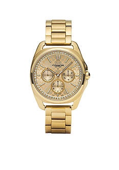 COACH TEAGAN BRACELET WATCH