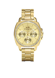 COACH BOYFRIEND SMALL BRACELET WATCH