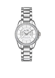 COACH Tristen Stainless Steel Bracelet Watch
