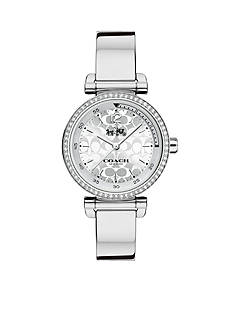 COACH Women's 1941 Sport Stainless Steel Bangle Watch