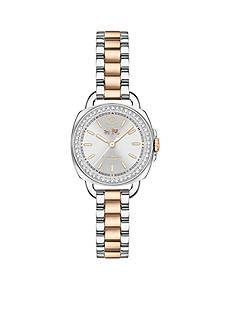 COACH Women's Tatum Two-Tone Watch