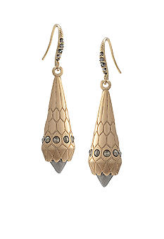 Carolee 40th Anniversary FIT Collection Drop Earrings