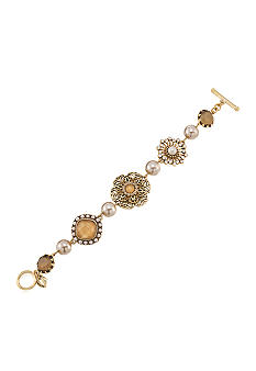 Carolee In Bloom Ornate Bracelet