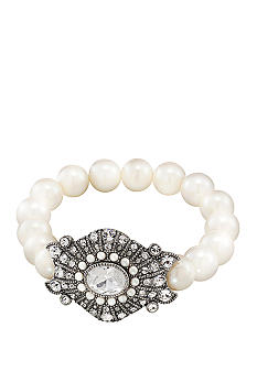 Carolee Ladylike Beauty Stretch Bracelet