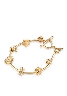 Carolee Gold-Tone Riverside Park Bracelet