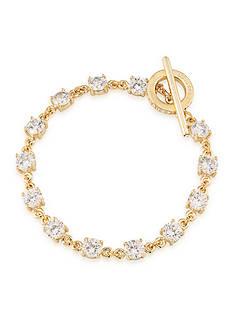 Carolee Gold-Tone The Apollo Flex Bracelet