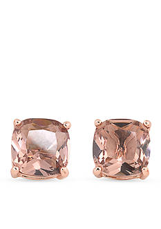 Carolee Pocket Park Cushion Stud Earrings