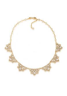 Carolee Gold-Tone Bryant Park Collar Necklace