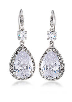 Carolee Prospect Park Double Drop Earrings