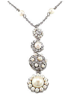 Carolee Fresh Florals Necklace