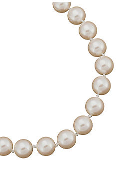 Carolee Single Row Pearl Choker