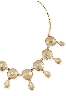 Carolee Satin Gold Necklace