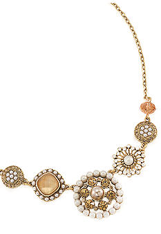 Carolee In Bloom Ornate Necklace