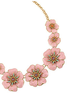 Carolee The Bright Side Drama Collar Necklace