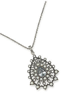 Carolee Ladylike Beauty Pendant Necklace