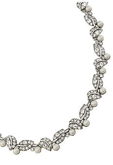 Carolee Ladylike Beauty Collar Necklace