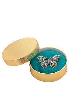 Carolee 40th Anniversary Belk Exclusive Butterfly Pin