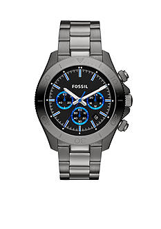 Fossil Men's Smoke Retro Traveler