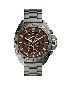 Fossil Men's Breaker All Terrain Stainless Steel Chronograph Watch